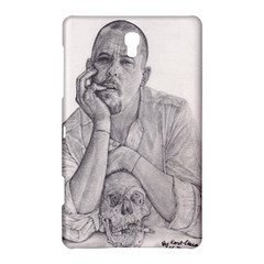 Alexander Mcqueen Pencil Drawing Samsung Galaxy Tab S (8 4 ) Hardshell Case  by KentChua