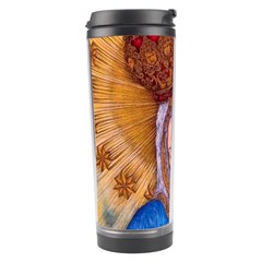 Immaculate Heart Of Virgin Mary Drawing Travel Tumblers by KentChua