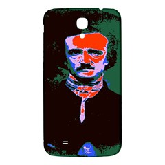 Edgar Allan Poe Pop Art  Samsung Galaxy Mega I9200 Hardshell Back Case by icarusismartdesigns
