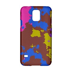 Retro Texture			samsung Galaxy S5 Hardshell Case by LalyLauraFLM