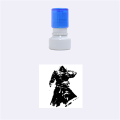 Assassins Creed Black Flag Rubber Round Stamps (small)