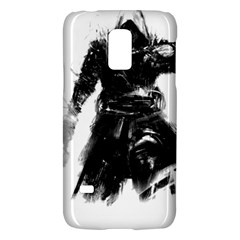 Assassins Creed Black Flag Tshirt Galaxy S5 Mini by iankingart