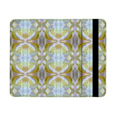 Beautiful White Yellow Rose Pattern Samsung Galaxy Tab Pro 8 4  Flip Case by Costasonlineshop