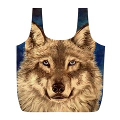 Wolf Reusable Bag (l)