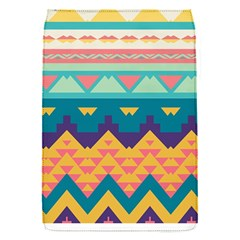 Pastel Tribal Design 			removable Flap Cover (s) by LalyLauraFLM