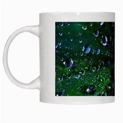 Morning Dew White Mugs by Costasonlineshop