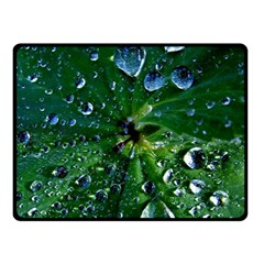 Morning Dew Fleece Blanket (small) by Costasonlineshop