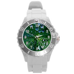 Morning Dew Round Plastic Sport Watch (l) by Costasonlineshop