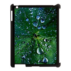 Morning Dew Apple Ipad 3/4 Case (black) by Costasonlineshop