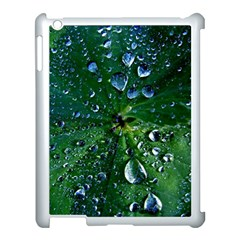 Morning Dew Apple Ipad 3/4 Case (white) by Costasonlineshop
