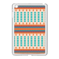 Etnic Design 			apple Ipad Mini Case (white) by LalyLauraFLM