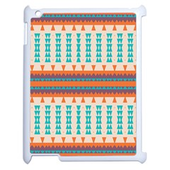 Etnic Design 			apple Ipad 2 Case (white) by LalyLauraFLM