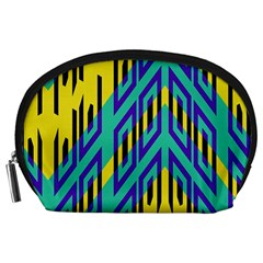 Tribal Angles Accessory Pouch by LalyLauraFLM