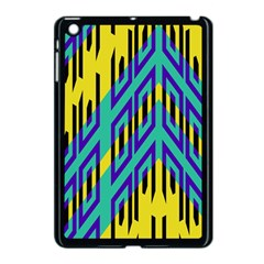 Tribal Angles 			apple Ipad Mini Case (black) by LalyLauraFLM