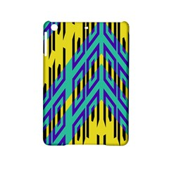 Tribal Angles 			apple Ipad Mini 2 Hardshell Case by LalyLauraFLM