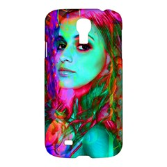 Alice In Wonderland Samsung Galaxy S4 I9500/i9505 Hardshell Case by icarusismartdesigns