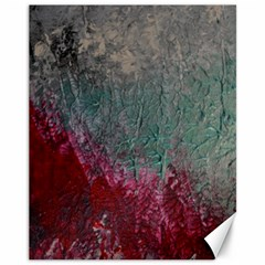 Metallic Abstract 1 Canvas 11  X 14   by timelessartoncanvas