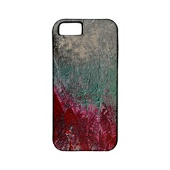 Metallic Abstract 1 Apple Iphone 5 Classic Hardshell Case (pc+silicone) by timelessartoncanvas