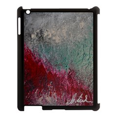 Metallic Abstract 1 Apple Ipad 3/4 Case (black) by timelessartoncanvas