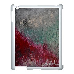 Metallic Abstract 1 Apple Ipad 3/4 Case (white) by timelessartoncanvas