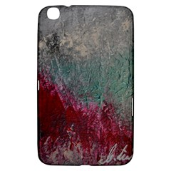 Metallic Abstract 1 Samsung Galaxy Tab 3 (8 ) T3100 Hardshell Case  by timelessartoncanvas