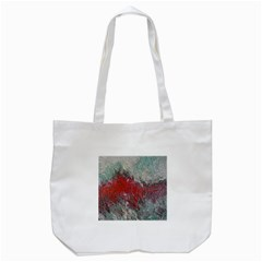 Metallic Abstract 2 Tote Bag (white)  by timelessartoncanvas