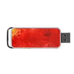 Stone Wall Portable Usb Flash (two Sides) by timelessartoncanvas