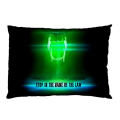 Stop In The Name Of The Law Pillow Cases