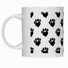 Puppy Love White Mug by ButThePitBull