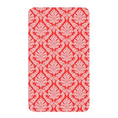 Salmon Damask Memory Card Reader by SalonOfArtDesigns