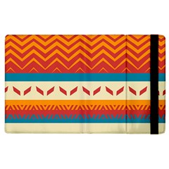 Tribal Shapes  			apple Ipad 2 Flip Case by LalyLauraFLM