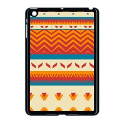 Tribal Shapes  			apple Ipad Mini Case (black) by LalyLauraFLM