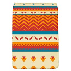 Tribal Shapes  			removable Flap Cover (l) by LalyLauraFLM