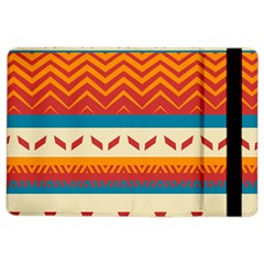 Tribal Shapes  			apple Ipad Air 2 Flip Case by LalyLauraFLM