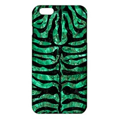 Skin2 Black Marble & Green Marble Iphone 6 Plus/6s Plus Tpu Case