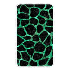 Skin1 Black Marble & Green Marble Memory Card Reader (rectangular) by trendistuff
