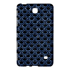 Scales2 Black Marble & Blue Marble (r) Samsung Galaxy Tab 4 (8 ) Hardshell Case  by trendistuff