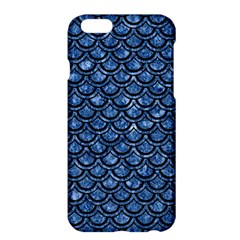 Scales2 Black Marble & Blue Marble Apple Iphone 6 Plus/6s Plus Hardshell Case by trendistuff