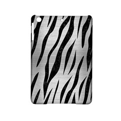 Skin3 Black Marble & Silver Brushed Metal (r) Apple Ipad Mini 2 Hardshell Case by trendistuff