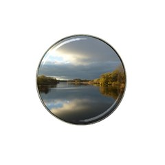 View   On The Lake Hat Clip Ball Marker