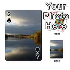 View   On The Lake Playing Cards 54 Designs  by Costasonlineshop