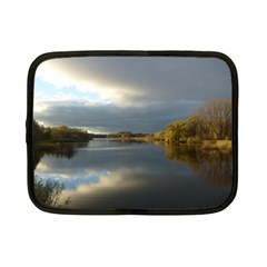 View   On The Lake Netbook Case (small)  by Costasonlineshop