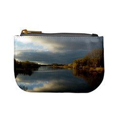 View   On The Lake Mini Coin Purses by Costasonlineshop