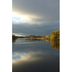 View   On The Lake 5 5  X 8 5  Notebooks by Costasonlineshop
