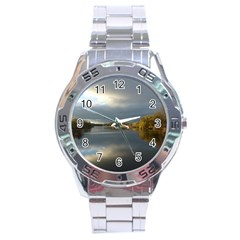 View   On The Lake Stainless Steel Men s Watch by Costasonlineshop