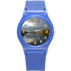 View   On The Lake Round Plastic Sport Watch (s) by Costasonlineshop