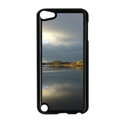 View   On The Lake Apple Ipod Touch 5 Case (black) by Costasonlineshop