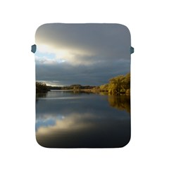 View   On The Lake Apple Ipad 2/3/4 Protective Soft Cases by Costasonlineshop