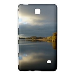 View   On The Lake Samsung Galaxy Tab 4 (8 ) Hardshell Case  by Costasonlineshop