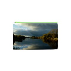 View   On The Lake Cosmetic Bag (xs) by Costasonlineshop